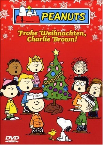 peanuts frohe weihnachten charlie brown dvd. Black Bedroom Furniture Sets. Home Design Ideas