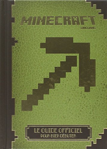 Minecraft construction le guide officiel t l charger gratuit pdf epub - Guide de construction minecraft ...