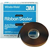 "3M 08620 Window-Weld 1/4"" x 15' Round Ribbon Sealer Roll"