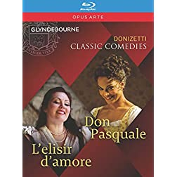Donizetti: Classic Comedies [Blu-ray]