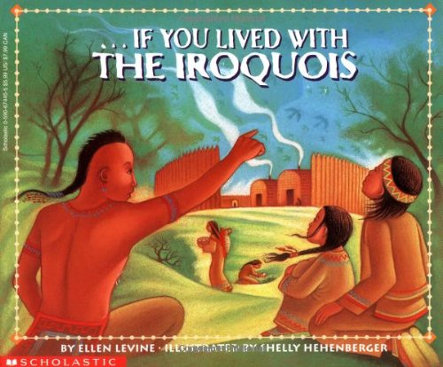 If You Lived With The Iroquois front-845359