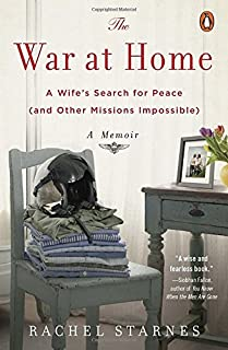 Book Cover: The War at Home: A Wife's Search for Peace