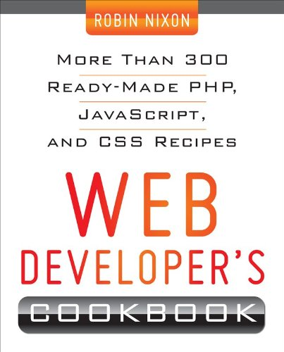 Web Developer's Cookbook 007179431X pdf