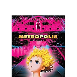 Osamu Tezuka's Metropolis [Blu-ray]