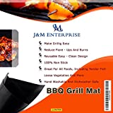 ★Worlds best BBQ Grill Mat★-SPECIAL SET OF 2-Best Barbecue Tool on the Market- 100% Non Stick- Grill without a Spill - Easy to Wash - Lasts for Years- Perfect for Gas, Charcoal & Electric Grills- Extremely Durable- Perfect for OUTDOOR and INDOOR**FDA Certified and LFGB Approved**Money Back Guarantee**