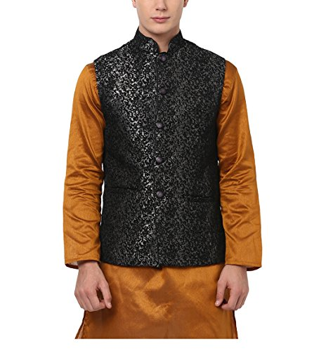 Yepme Men's Blended Nehru Jackets – YPMNJKT0090-$P
