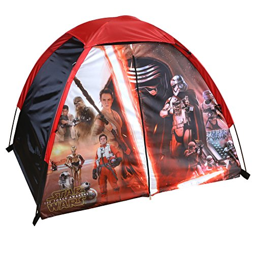 Exxel Star Wars No Floor Tent (Tyler Ceiling Fan compare prices)