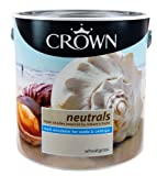 Crown Neutrals Non Drip Matt Paint