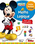 Mickey Maths-Logique Petite section