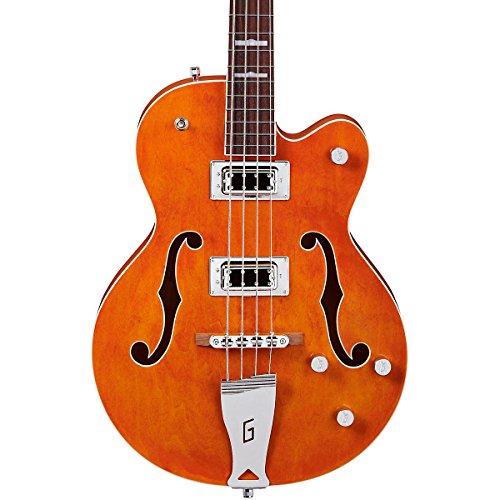 Gretsch G5440Ls Electromatic Hollow Body Long Scale Bass Guitar - Orange