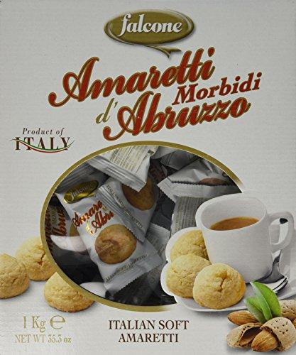 Italian Soft Amaretti Biscotti Cookies (35.3 ounce) (Italian Amaretti compare prices)