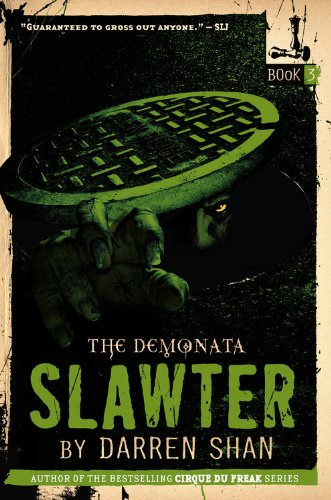 The Demonata #3: Slawter