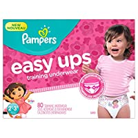 Pampers Easy Ups Training Pants Girls from Pampers