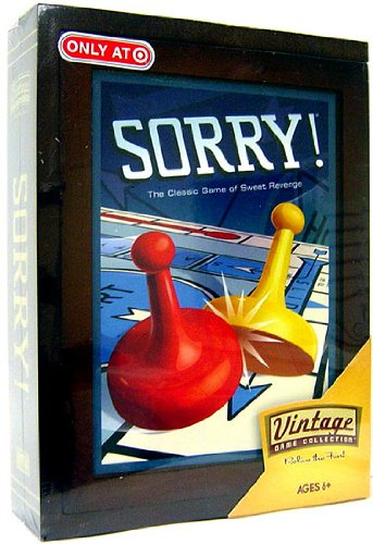 Library Sorry Game Set