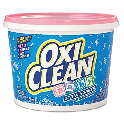 OxiClean Baby Stain Soaker 3.5 Pounds