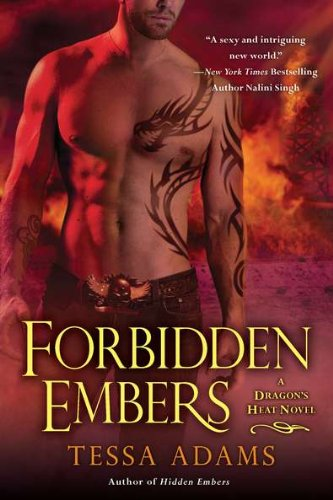 Image of Forbidden Embers: A Dragon's Heat Novel