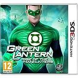 Green Lantern: Rise of the Manhunters (Nintendo 3DS)