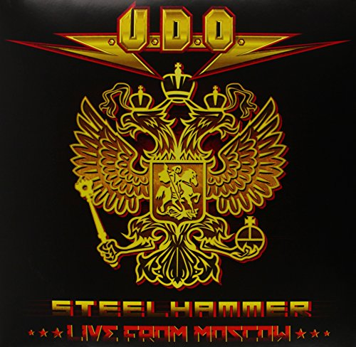 Live In Moscow (3 Lp)