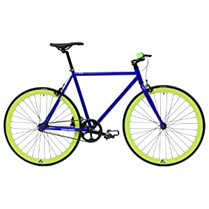 Retrospec Fixie Beta Series Globetrotter Fixed Gear Single Speed Urban Road Bike