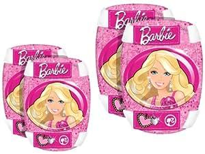 Stamp cb813094 accessori per bicicletta barbie gomitiere for Accessori per barbie