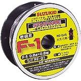 スズキッド(SUZUKID) 溶接ワイヤ ノンガス軟鋼 直径0.8mm PF-01