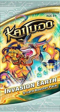Kaijudo Invasion Earth Booster Box 24 packs