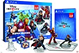 Disney INFINITY: Marvel Super Heroes (2.0 Edition) Video Game Starter Pack - PS4