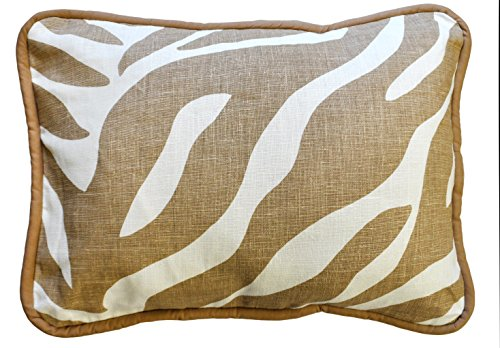 New Arrivals Accent Pillow, Safari in Sand