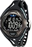 TIMEX (タイメックス) 腕時計 アイアンマン トライアスロンスリーク 50ラップ ウレタンストラップ ブラックコレクション 日本限定モデル T5K324 [正規輸入品]