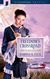 img - for Freedom's Crossroad: Sweet Forever / Everlasting Promise / Charity's Heart (Romancing America, Indiana) book / textbook / text book