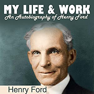 My Life and Work Audiobook