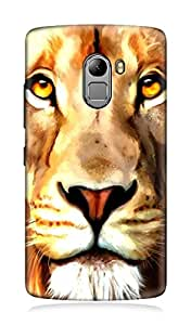 Lenovo K4 Note 3Dimensional High Quality Designer Back Cover by 7C