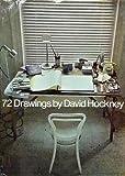 72 Drawings (022400655X) by Hockney, David