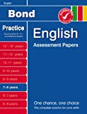 J M Bond Bond First Papers in English 7-8 years NE (Bond Assessment Papers)