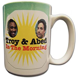 Community Troy and Abed Mug