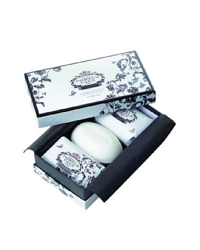 Portus Cale Floral Toile Soap Set