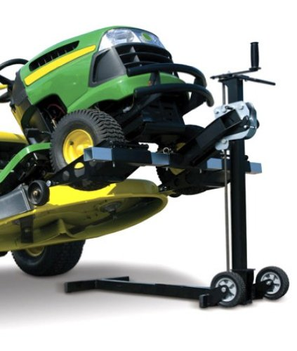 Mojack Mjxt 500 Pound Lift For Tractors And Zero Turn Lawn