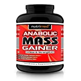 Nutrimed Anabolic Mass Gainer - 2.5 Kg (Chocolate)