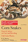 img - for Corn Snakes (Reptile and Amphibian Keeper's Guides) book / textbook / text book