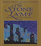 Stone Lamp, The Eight Stories Of Hanukkah Through History by Hesse, Karen, Pinkney, Brian [Disney-Hyperion,2003] [Hardcover]