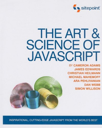 The Art &amp; Science of JavaScript