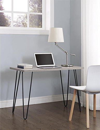 altra-owen-retro-desk-sonoma-oak-gunmetal-gray
