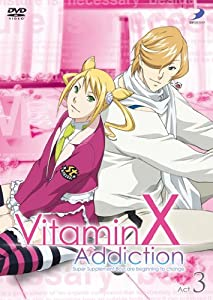 VitaminX Addiction Act.3 [DVD]