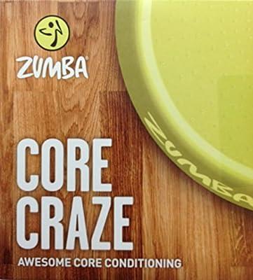 Zumba Fitness Core Craze DVD