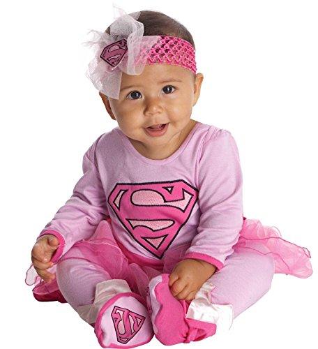 Supergirl Onesie Costume – Infant