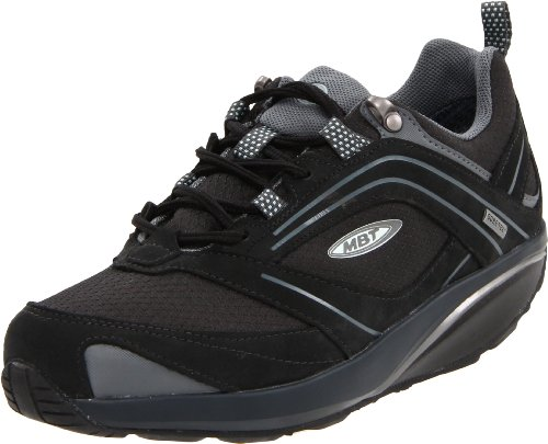 MBT Chakula GTX Ladies Athletic Shoe Black, Black, UK7