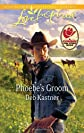 Phoebe's Groom (Love Inspired (Large Print))