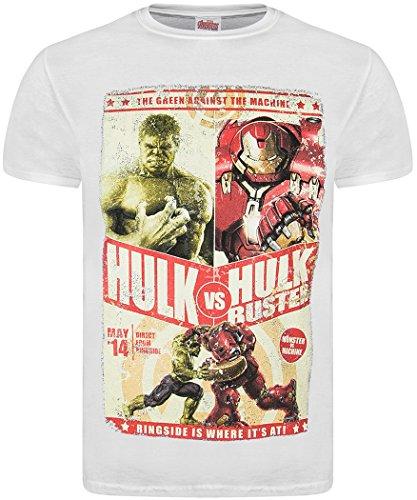 officiel-marvel-avengers-2-age-de-ultron-hulk-vs-hulkbuster-t-shirts-blanc-large