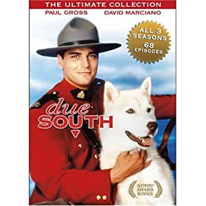 Due South: The Ultimate Collection - Three Complete Seasons