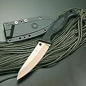 スパイダルコ アクアソルト H-1 BK(直刃)